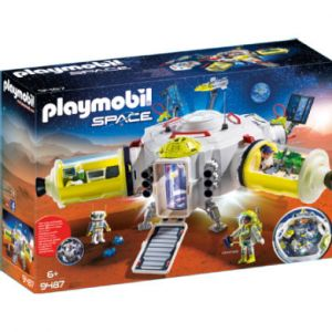 Playmobil 9487 - Station spatiale Mars