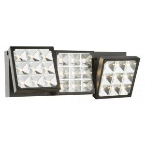 Globo Lampe d'extérieur à LED maison mur spotlight jardin cour allée lampe éclairage 34169 -3