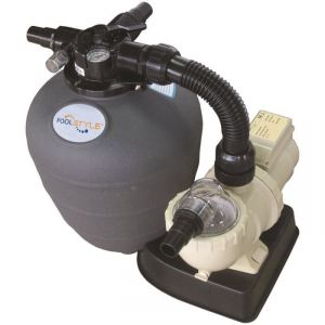 Pool Style Kit de filtration platine 8 m3/h