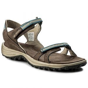 Columbia Santiam - Sandales Femme - Marron Pointures US 11 | 42 2018
