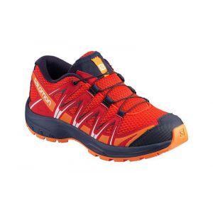 Salomon Xa Pro 3d Rouge Orange Noir Garcon L40647700 - EU 33