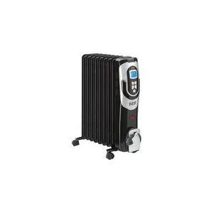 AEG RA5588 - Radiateur à bain d'huile 9 éléments et écran LCD 2000 Watts
