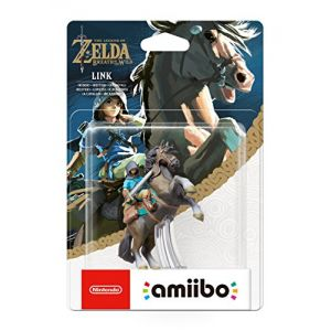 Nintendo Amiibo The Legend of Zelda : Link Rider