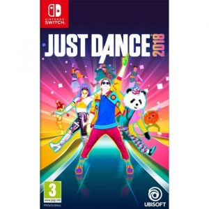 Just Dance 2018 sur Switch