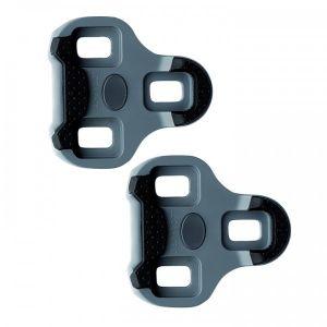 Look Keo Grip - Cale pédale automatique gris 4,5°