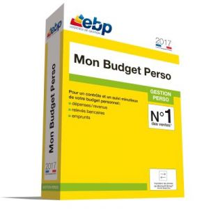 Mon Budget Perso 2017 pour Windows