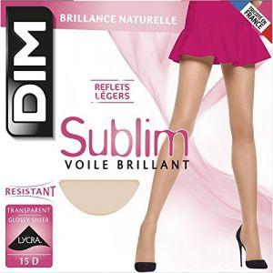 DIM Vêtements intérieurs -paris 1185 Pack-6 Pantys Sublime - Black - 3