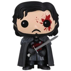 Funko Figurine Pop! Game Of Thrones : Jon Snow Bloody