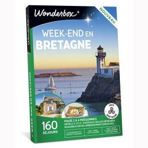Wonderbox Week-end en Bretagne - Coffret cadeau