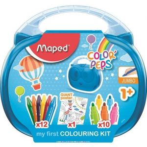 Maped Malette de coloriage Early Age