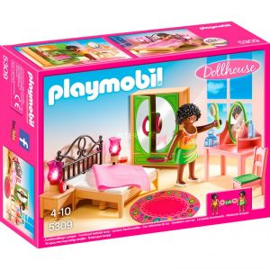 Playmobil 5309 Dollhouse - Chambre avec coiffeuse