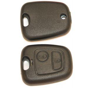 Neoriv Coque de clé télécommande PSA21
