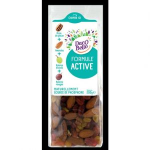 Daco Bello Formule Active. Naturellement source de phosphore