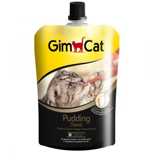 GimPet GimCat Pudding pour chat 150 g