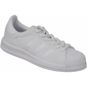 Adidas Superstar Bounce BY1589, Baskets Mixte Enfant, Mehrfarbig (White 001), 36 EU