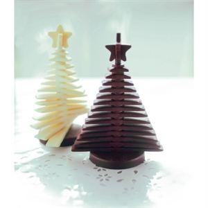 CARAMBELLE Moule 3D forme de sapin