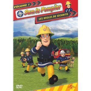 Sam le pompier - Volume 1 - Les Règles de Sécurite