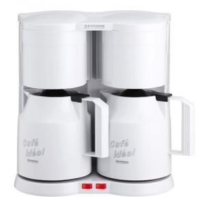 Severin KA 5827 - Cafetière isotherme duo