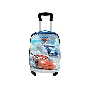 Valise rigide à roulettes Cars