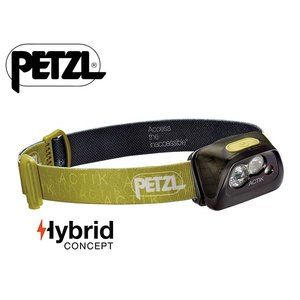 Petzl Lampe frontale Actik 300 lumens frontale / éclairage