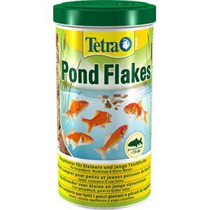 Tetra Alimentation Pond Flakes pour poissons de bassin 1 litre