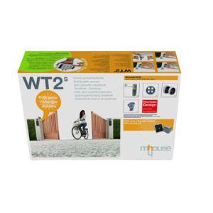 mhouse WT2S - Motorisation à bras pour portail battant