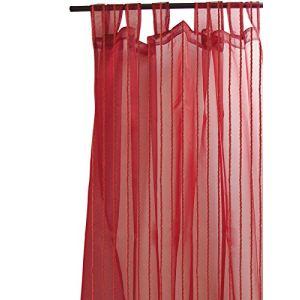 rideaux chenille comparer 349 offres. Black Bedroom Furniture Sets. Home Design Ideas