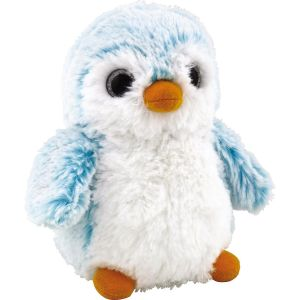 Soft Friends Peluche Pingouin bleu