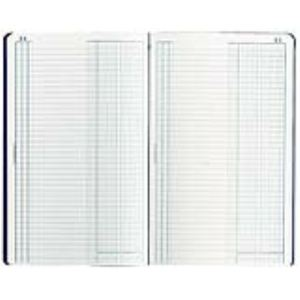 Exacompta Piqûre journal comptable 80 pages (195 x 320 mm)