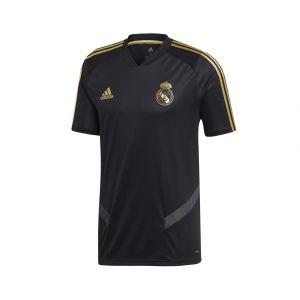 Adidas Maillot d'entraînement Real Madrid - Noir - Couleur Black - Taille XL