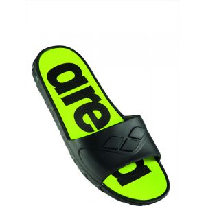 Arena Watergrip Chaussures Homme, black/lime EU 45 Chaussures & Sandales natation