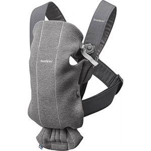 BabyBjörn Porte-bébé Mini 3D jersey