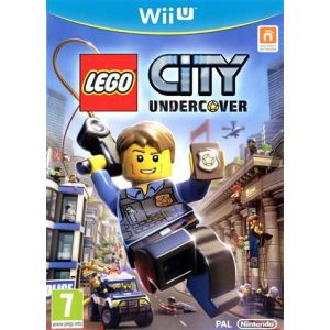 Lego City Undercover + Figurine Chase Mc Cain [Wii U]