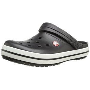 Crocs Crocband, Sabots Mixte Adulte, Noir (Black) 39/40 EU