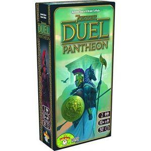 Asmodée 7Wonders Extension de jeu Duel Pantheon (français non garanti)