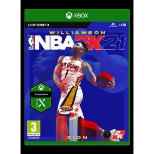 NBA 2K21 (Xbox Series X) [XBOX One]