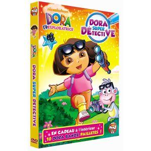 Dora l'exploratrice : Dora super détective