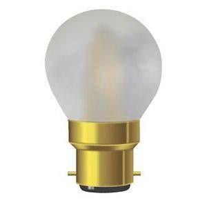 Image de Girard sudron Ampoule led filament B22 4 watt dimmable (eq. 30 watt) - Culot - B22, Finition - Dépoli -
