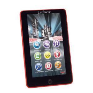 """Lexibook Kids Tablet Disney Cars - Tablette tactile multimédia 7"""" pour enfant (KP500DCi1)"""