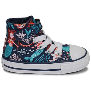 Converse Chaussures enfant Chuck Taylor All Star 1V Underwater Party - Couleur 20,21,22,23,24,25,26,21,22 - Taille Bleu