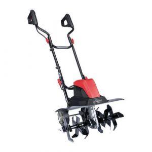 Scheppach Motobineuse electrique MTE460 - 2 cv - 1500 W - Noir et rouge