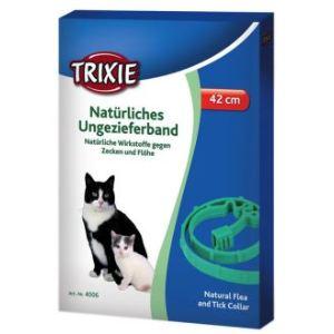 Trixie Collier naturel anti-puce et anti-tique pour chat aux extraits d'herbes