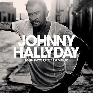Image de Warner Music Johnny Hallyday - Mon pays c'est l'amour (CD Livre 28 pages) - Edition Collector