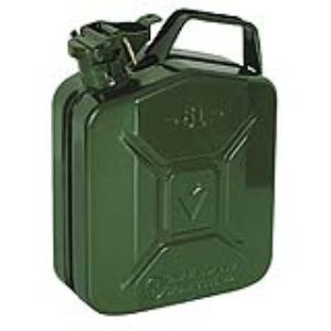 Ribimex PRJE5METAL - Jerrican en metal 5 litres