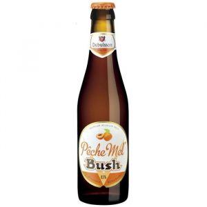 Pêc Mel Bush Bière belge forte aromatisée à la pêc 8 5% Bouteille 33cl