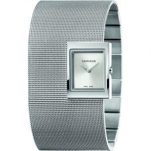 Calvin Klein Quartz Montre avec Bracelet en Acier Inoxydable K9K23124