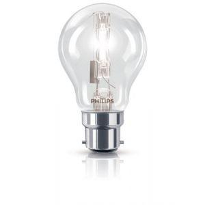 Philips 925637344202 - Ampoule Eco-Halogène Standard Culot B22 105 Watts consommés (Equivalence incandescence  140W)