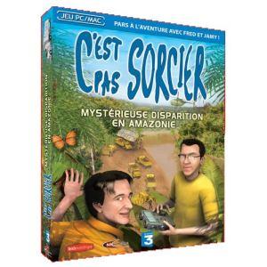 C' est pas Sorcier : Mystérieuse disparition en Amazonie - 2005 [Windows, Mac OS]