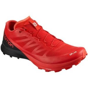 Salomon Paire de chaussures s lab sense 7 sg racing rouge noir 44 2 3