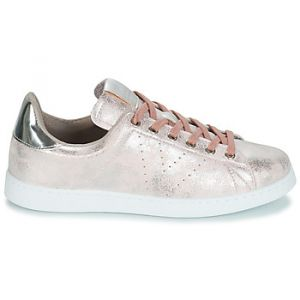 Victoria Baskets basses TENIS METALIZADO rose - Taille 36,37,38,40,41